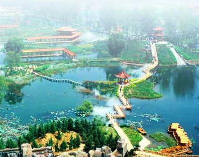 8000元 滕州微山湖湿地风景区旅游形象广告语有奖征集